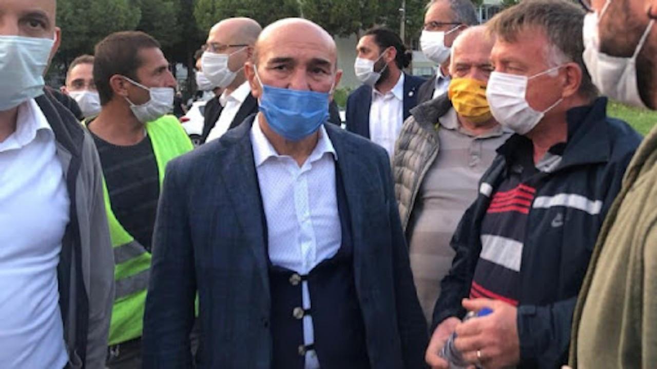 Soyer'den depremzede yurttaşlara istihdam desteği