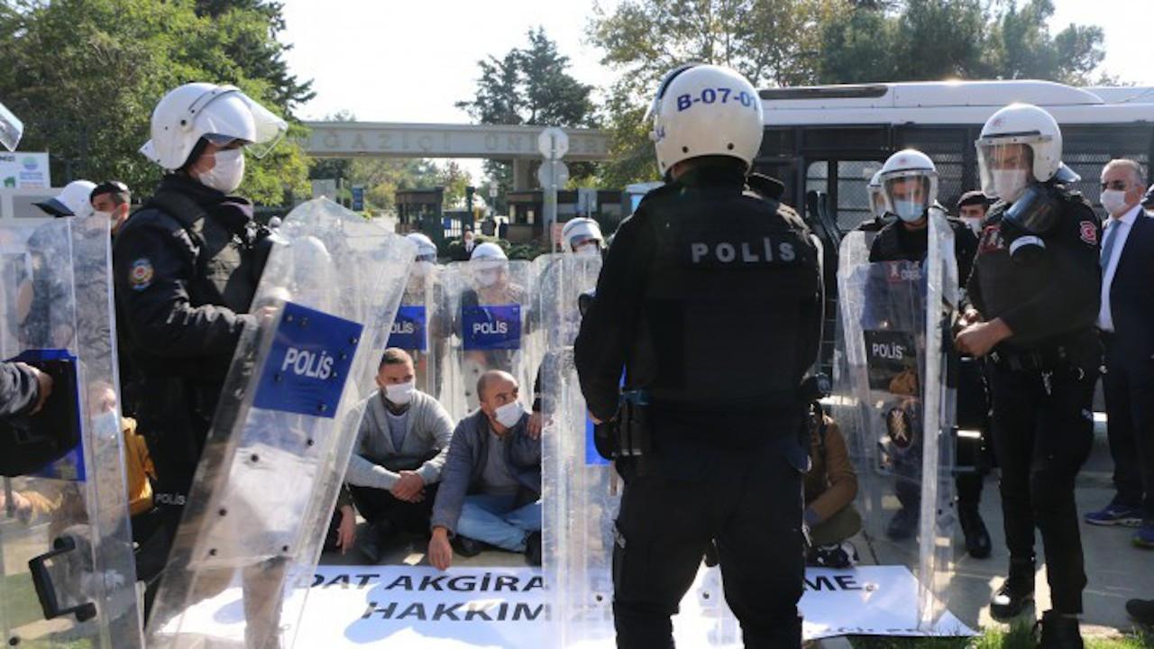 Gergerlioğlu: Görüntüler tam bir polis devleti