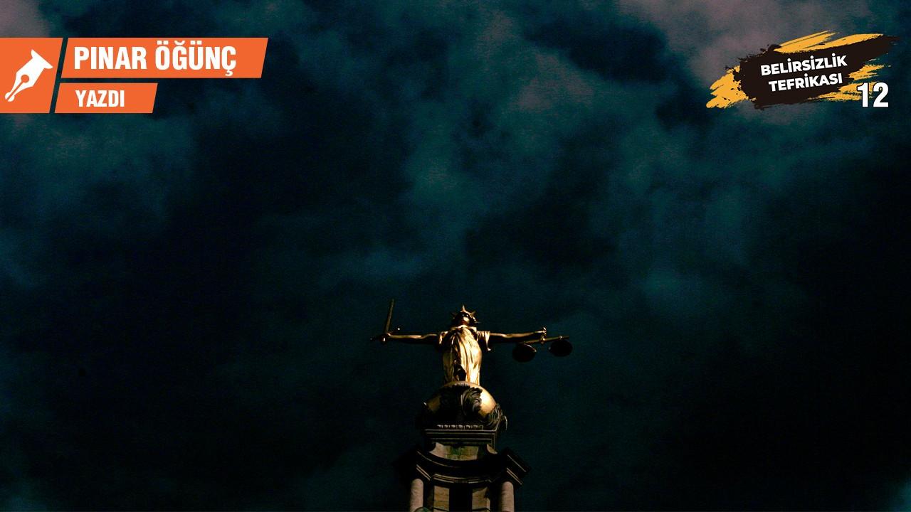 Hukuk 'bittikten' sonra hukuk