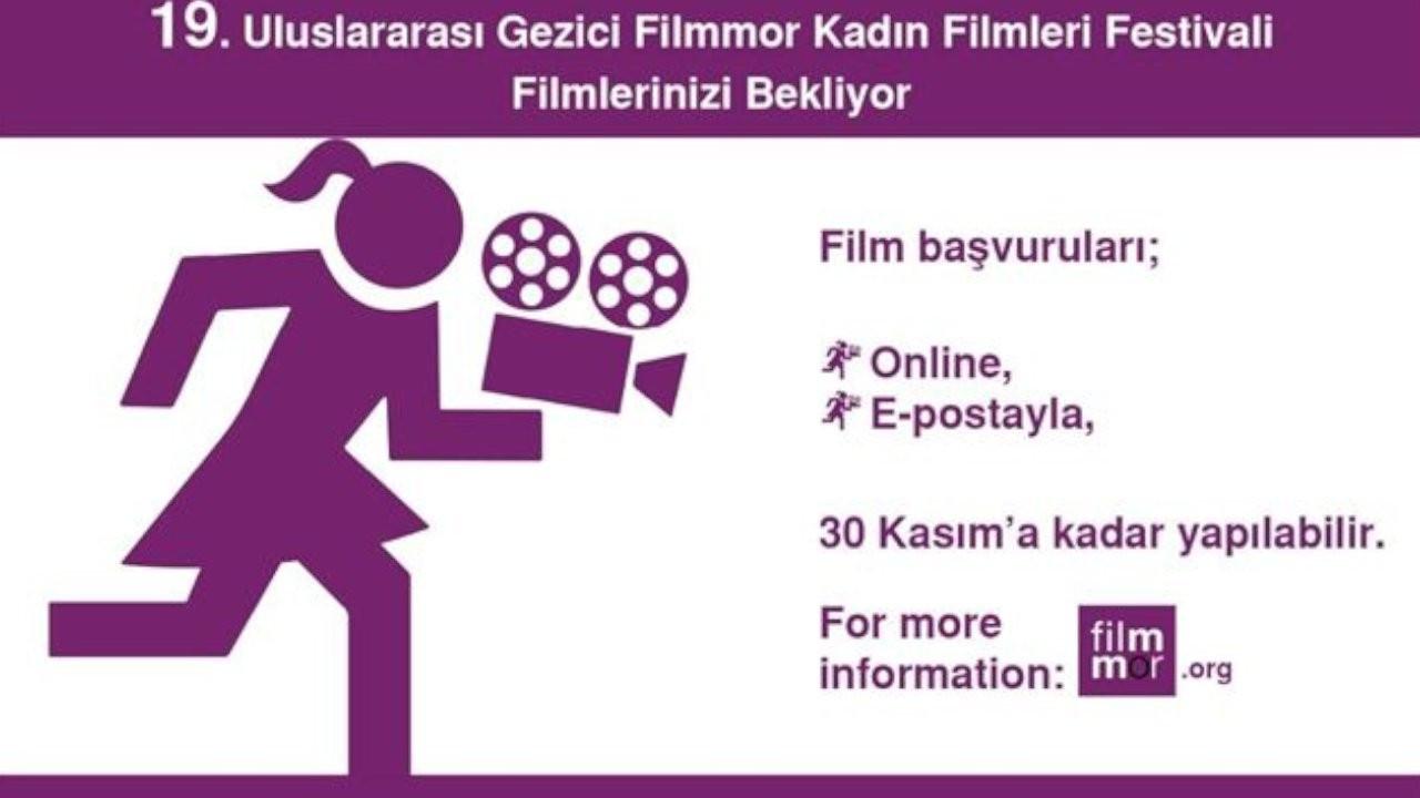 Filmmor Kadın Filmleri Festivali'nin başvuruları başladı