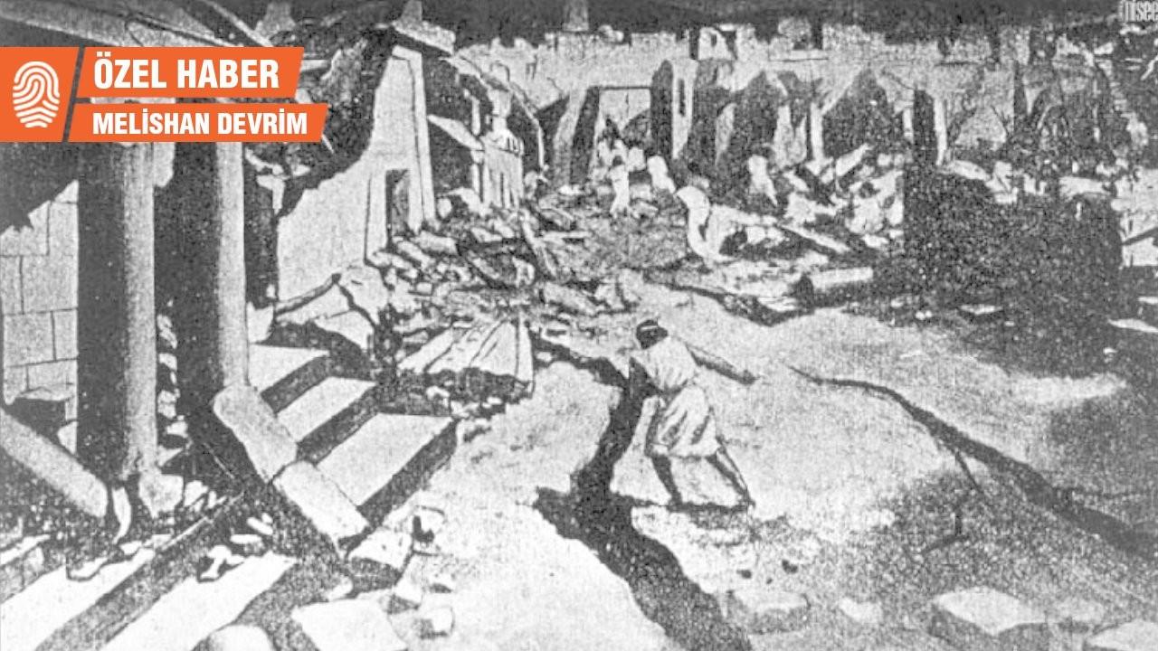 Tarihte Ege depremleri: Denizden geldi, kentleri yıktı