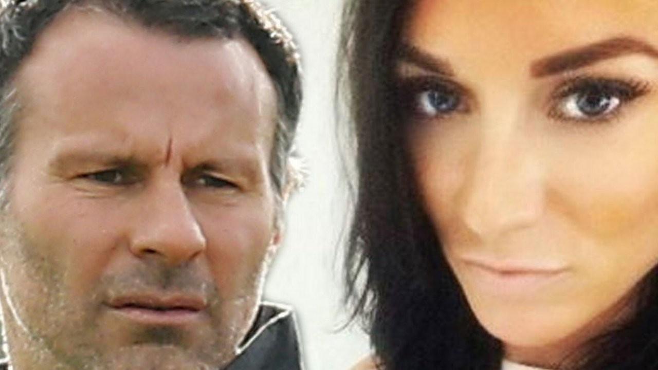 Sevgilisi Kate Graville'e şiddet uygulayan Ryan Giggs tutuklandı