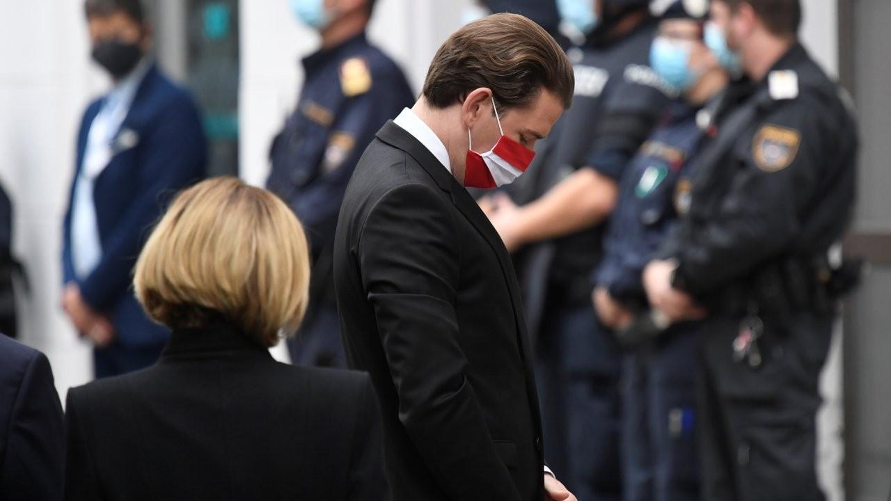 Avusturya Başbakanı Kurz: Demokrasiye yönelik saldırı