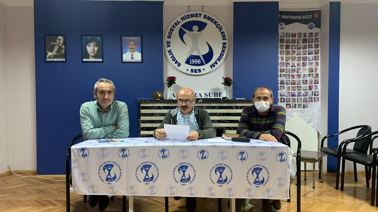 SES: Ankara'da günlük vaka 2 bin 100-2 bin 500 arasında
