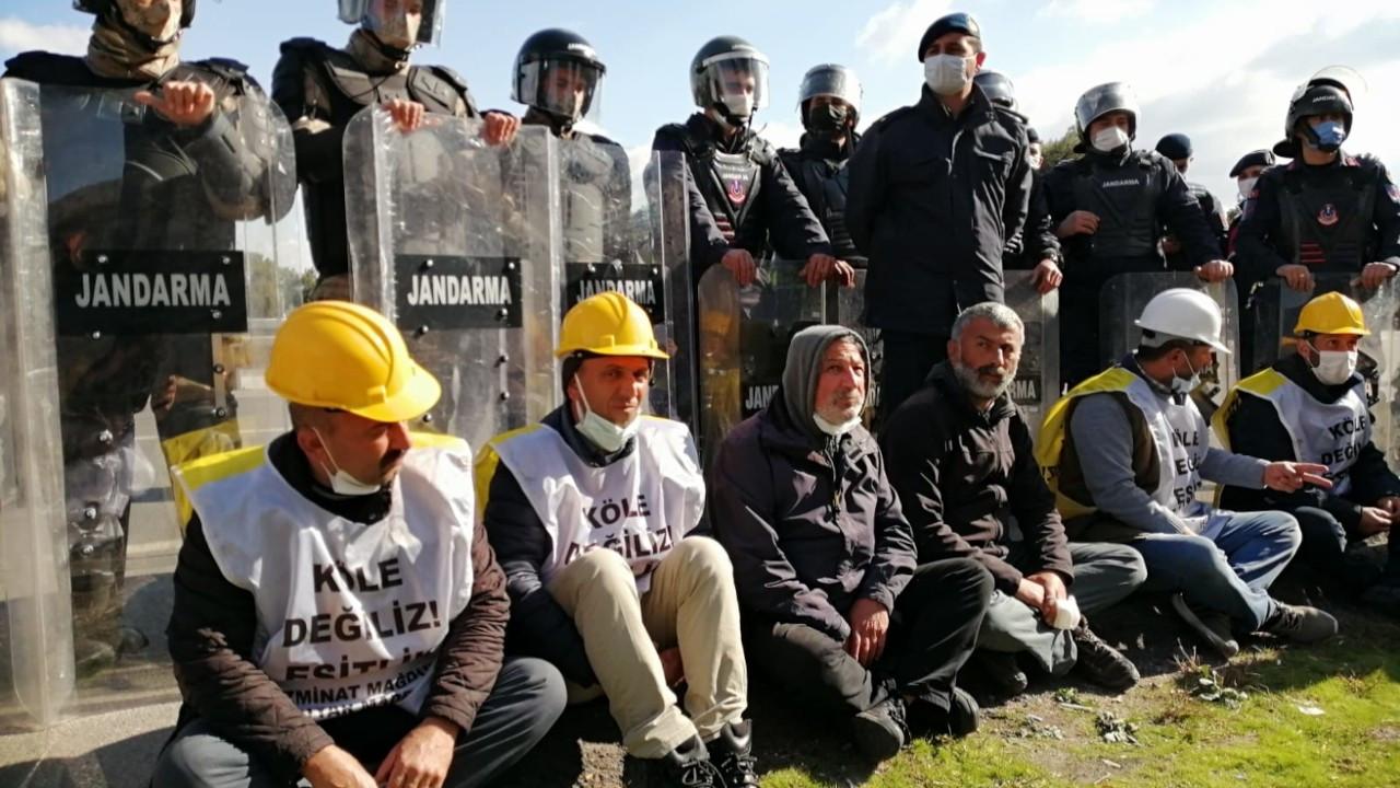 Somalı madenciler bakan yardımcıları ile görüşecek