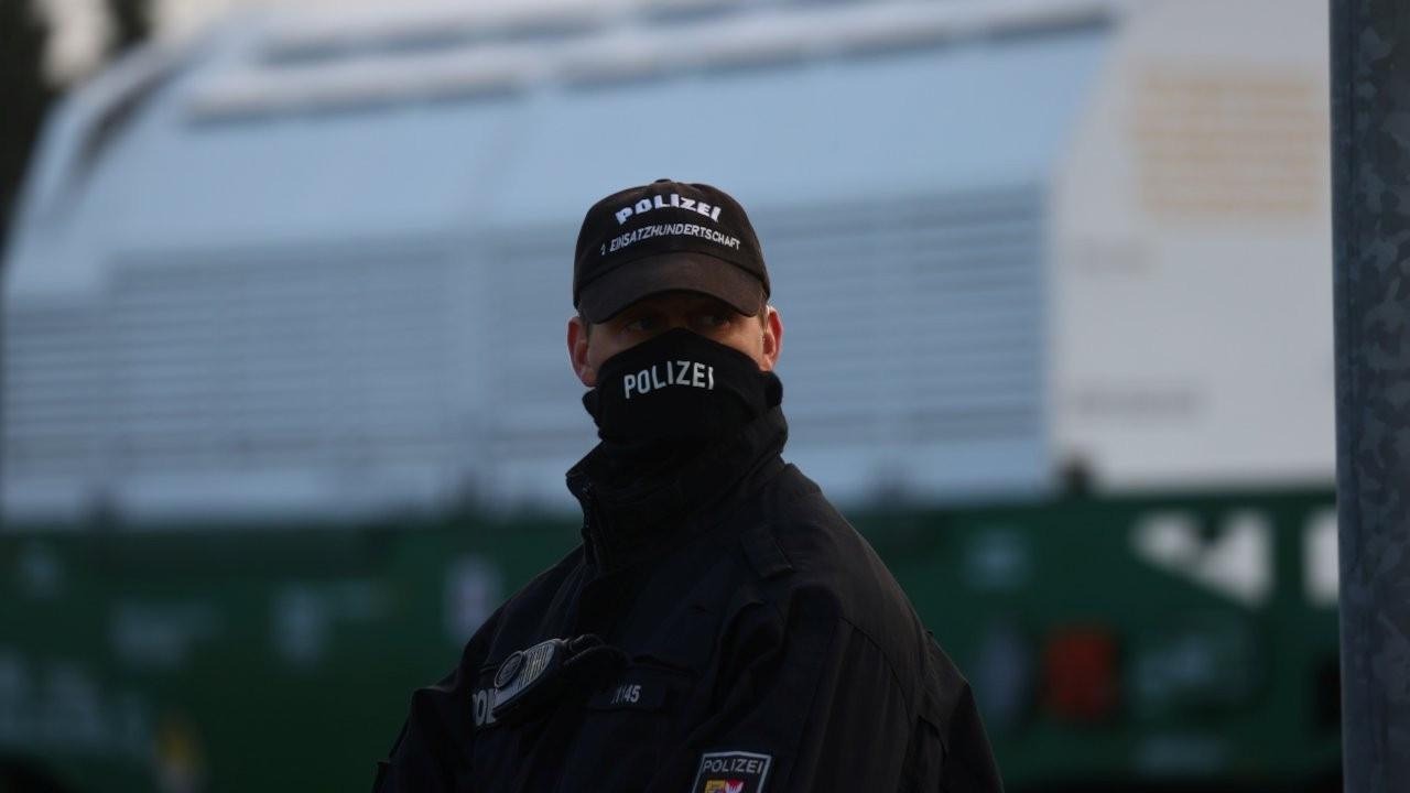 Almanya'da Charlie Hebdo dergisine karşı yapılacak protesto yasaklandı