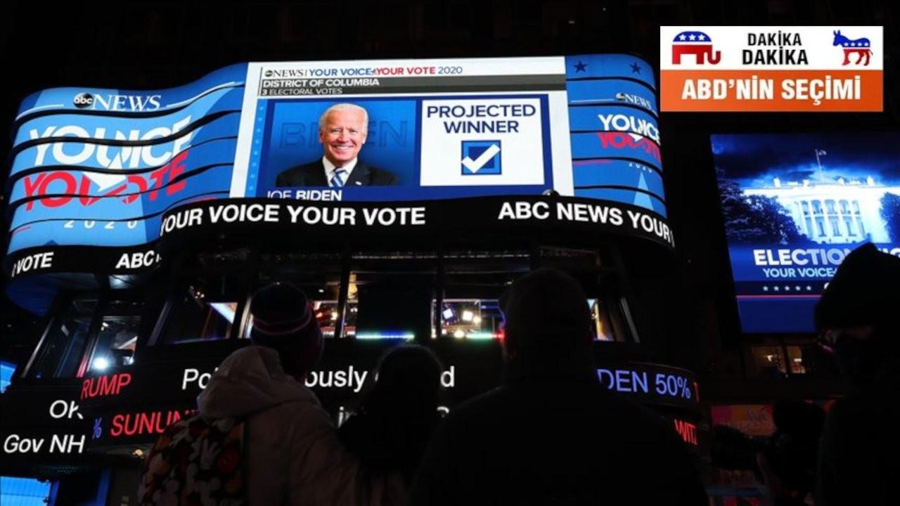 ABD seçimi dört eyalette düğümlendi