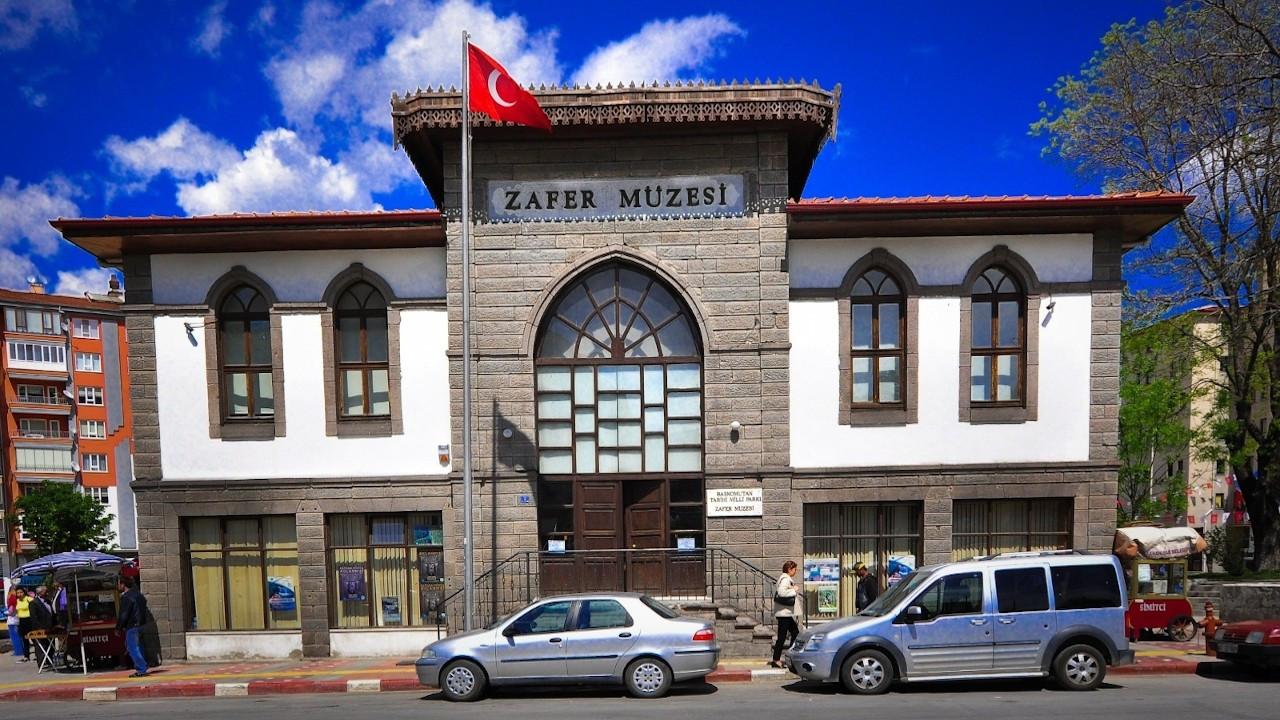 'Meydan Muharebesi Zafer Müzesi İletişim Başkanlığı'na mı veriliyor?'