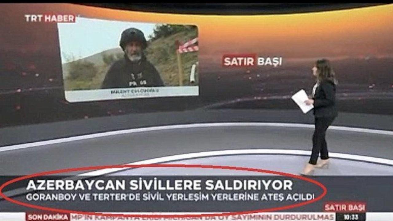 TRT altyazı hatası yapan çalışanı kovdu