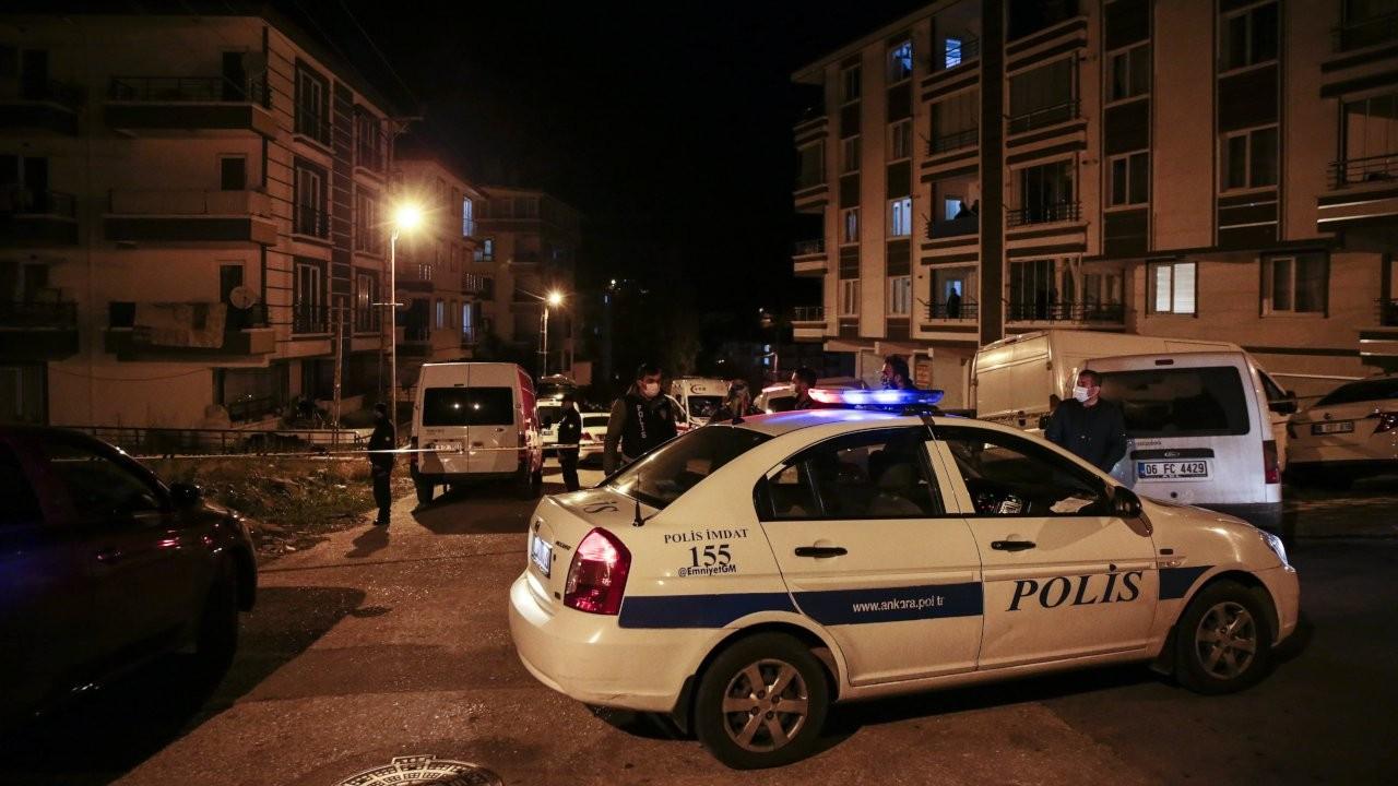Ankara'da erkek şiddeti: Eşi ve iki çocuğunu öldürdü