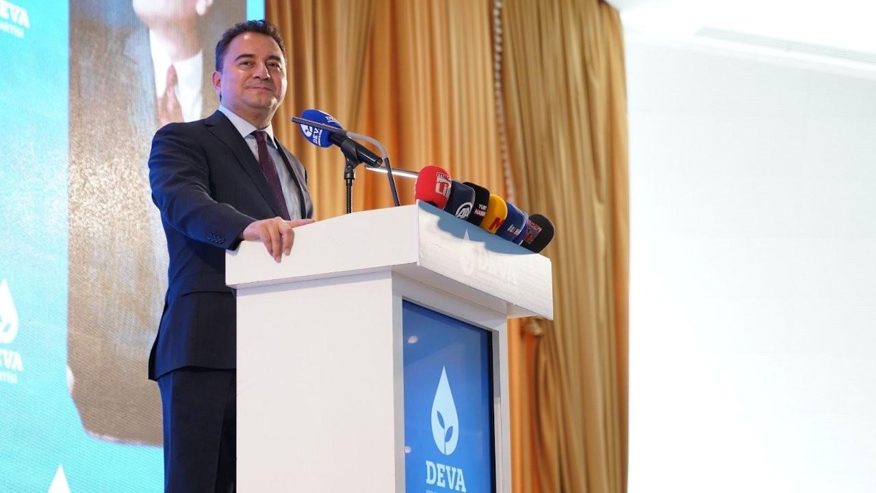 Babacan: Suçu Merkez Bankası Başkanı'na yıkarak kurtulamazsınız