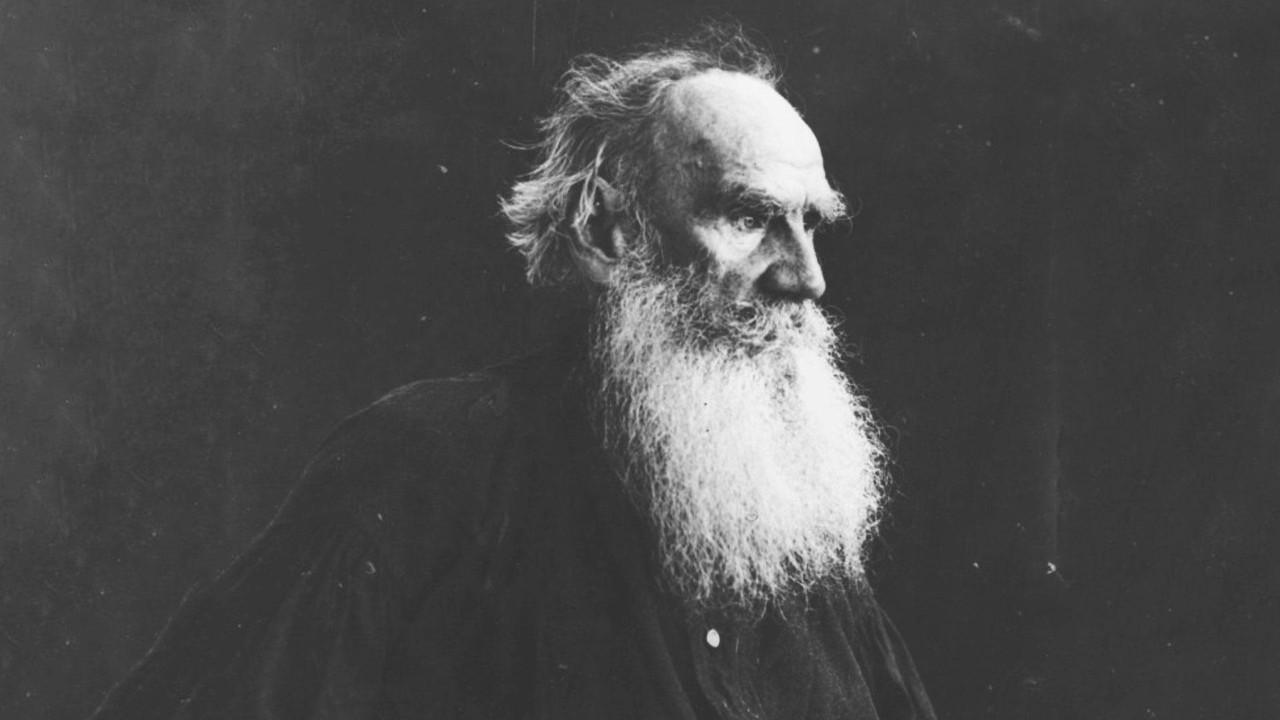 Leo Tolstoy'un 1909'da alınan ses kaydı ortaya çıktı