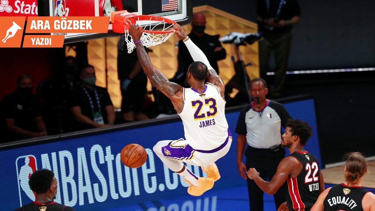 NBA'de yeni sezon planlaması ve uzantıları
