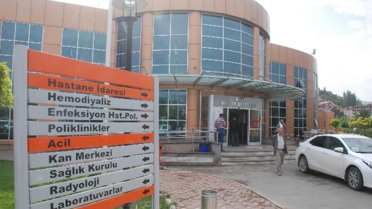 Tokat'ta koronalı iki kişi hastaneden firar etti