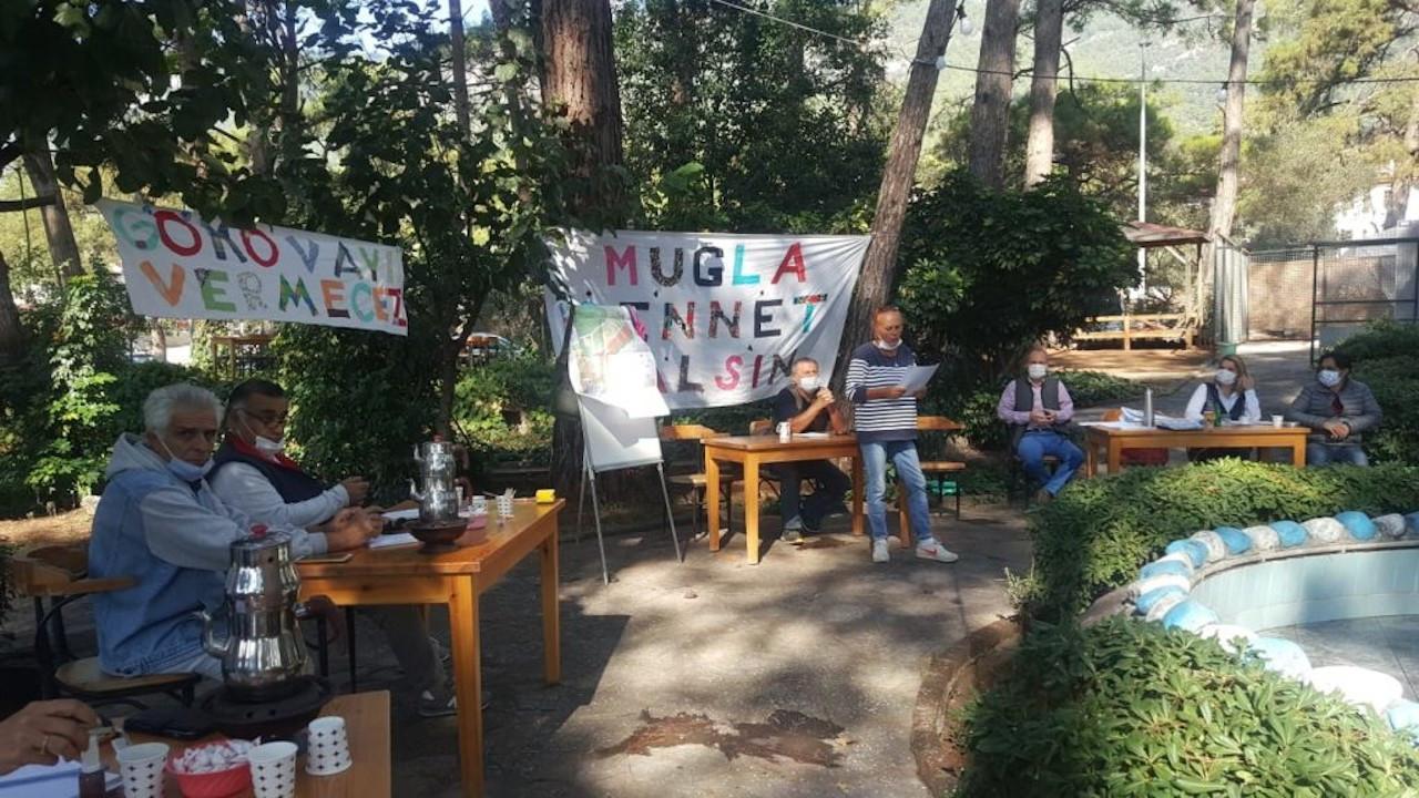 Muğla Çevre Platformu: Akyaka'ya dokunmayın