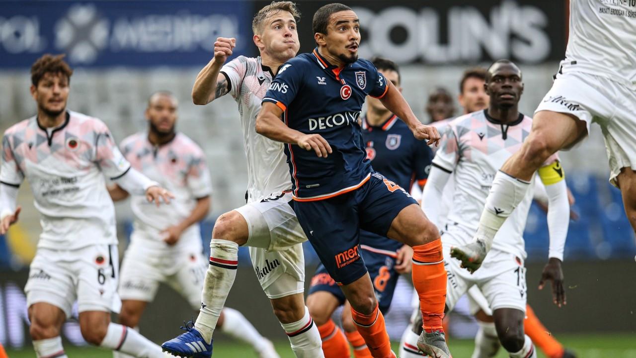 Medipol Başakşehir uzatmada kazandı: 2-1