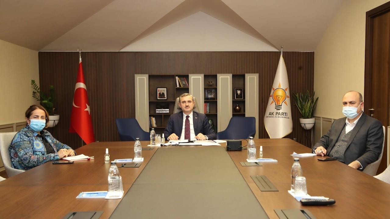 AK Parti İstanbul İl Başkanlığı'ndan Şenocak iddiasına yalanlama