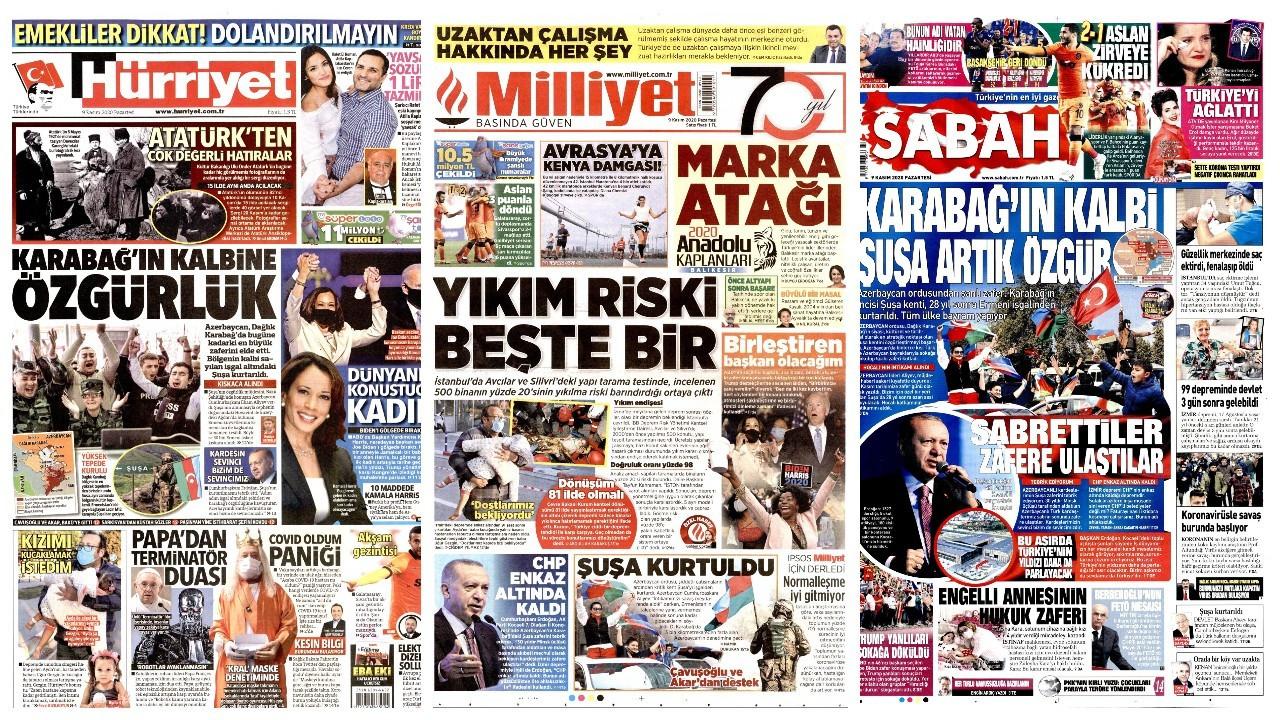 'Yerli ve milli basın' Albayrak'ın istifasını görmedi