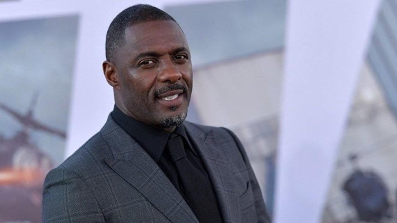 Idris Elba rap şarkısı söyledi