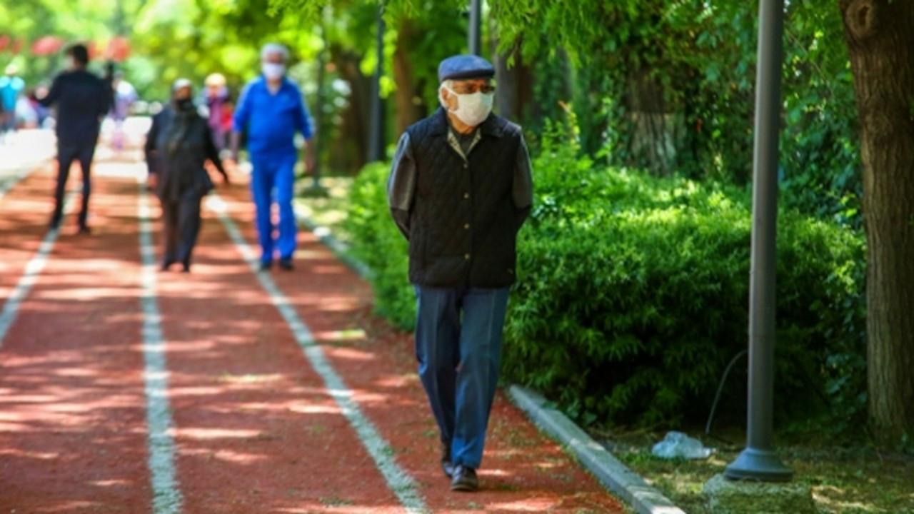 Ankara'da 65 yaş ve üstüne kısıtlama