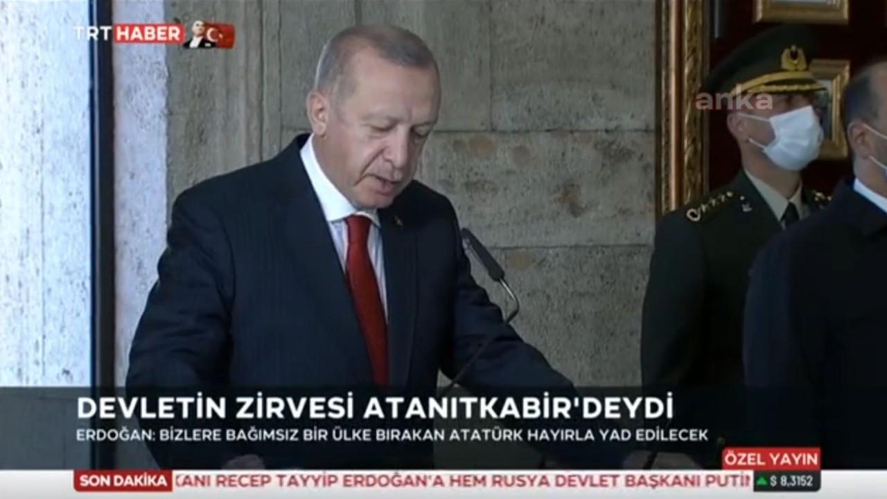 TRT'de yine altyazı hatası: ATANITKABİR