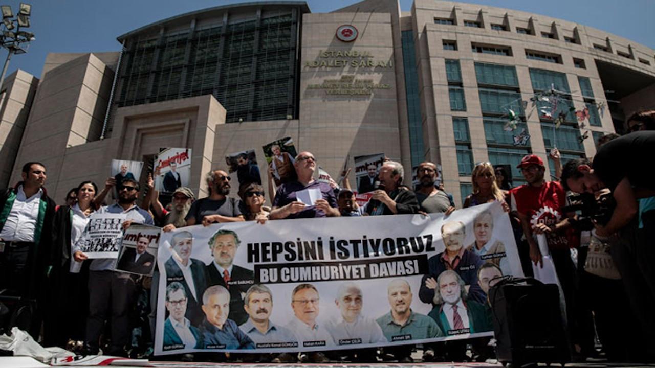 AİHM, Cumhuriyet davasında Türkiye'yi mahkum etti