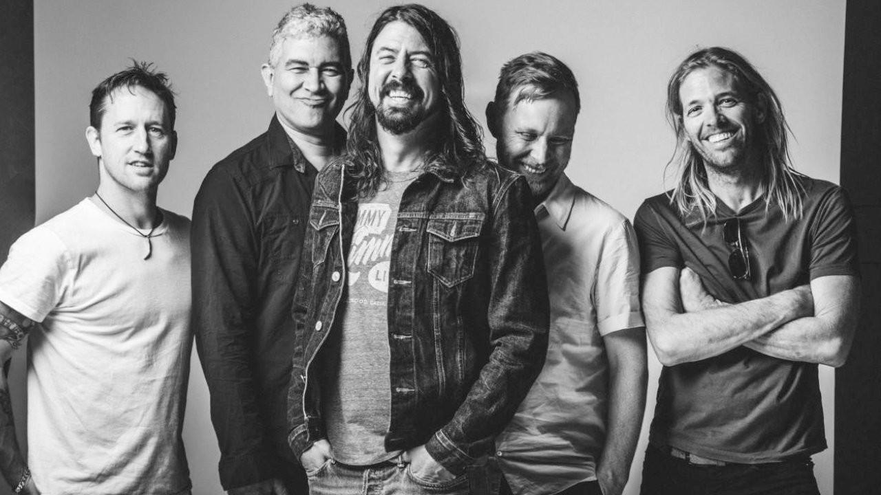 Foo Fighters yeni albümünü duyurdu