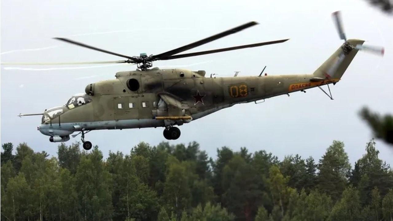 Azerbaycan'ın düşürdüğü Rus helikopteri için cinayet soruşturması