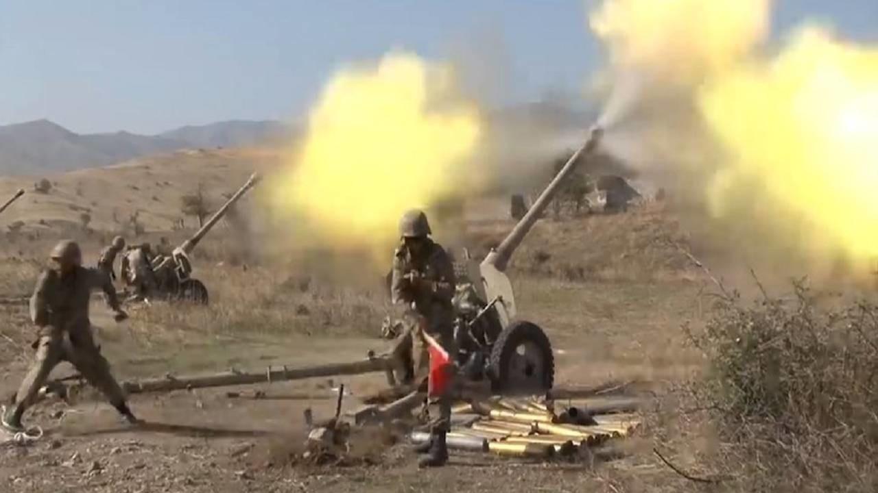 Putin: Azerbaycan ile Ermenistan arasında ateşkes yapıldı
