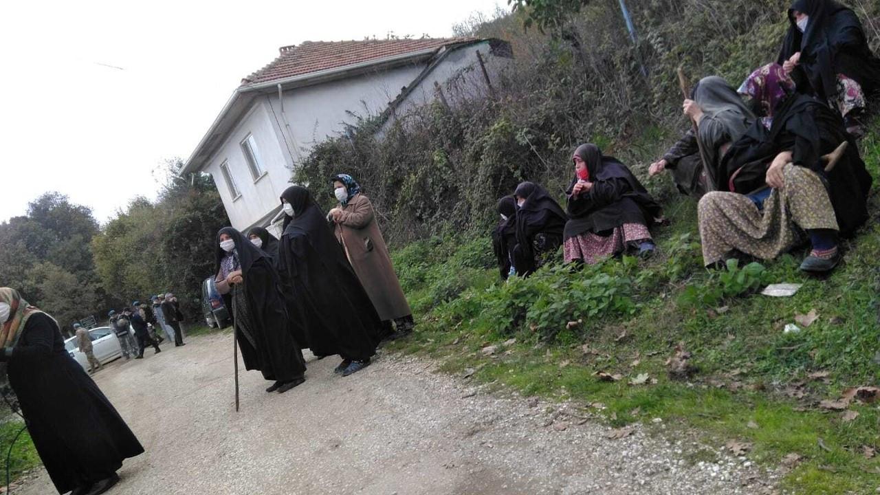Kirazlıyayla'da jandarma kuşatması: Pazara bile gidemiyoruz