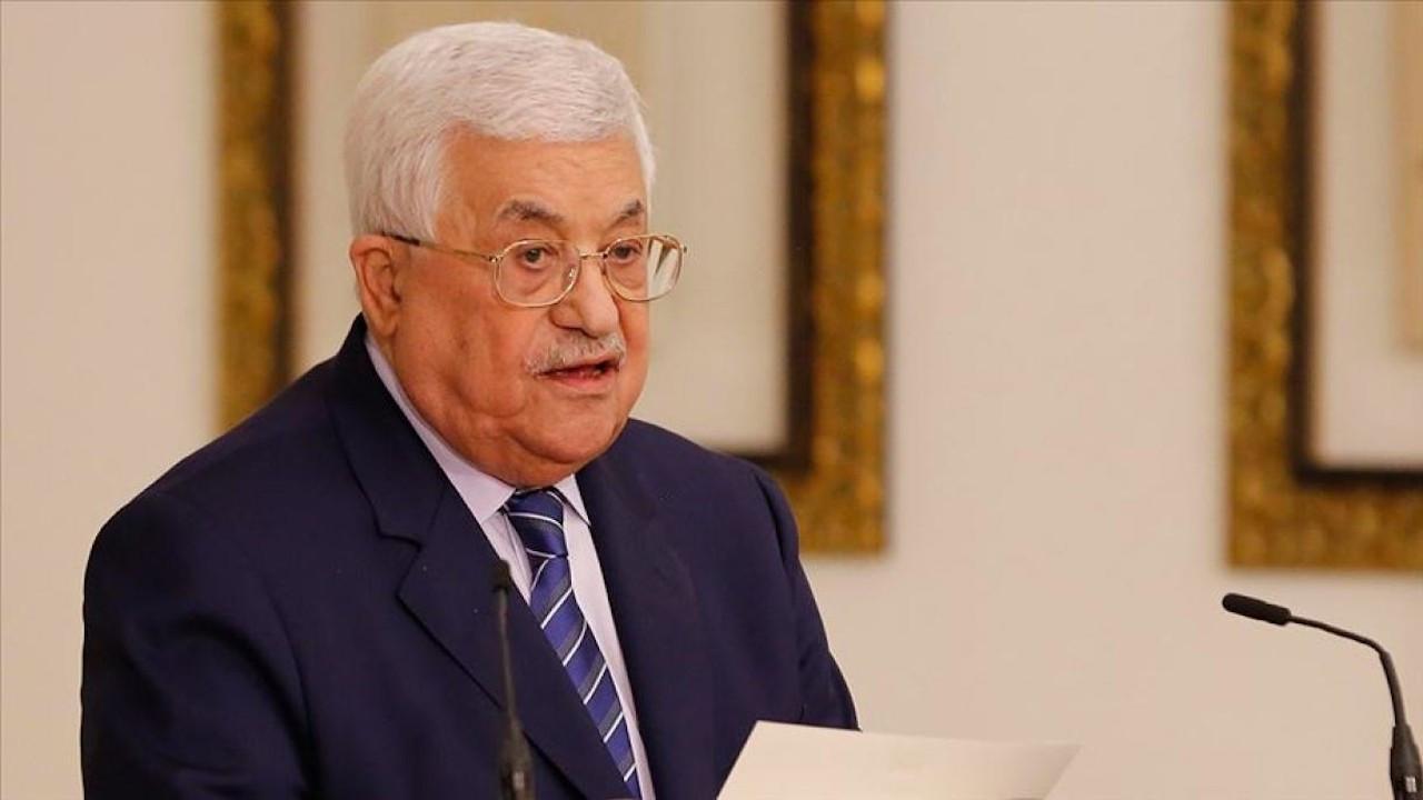 Filistin Devlet BaşkanıAbbas: Kudüs özgürlüğe kavuşmadan barış olmaz