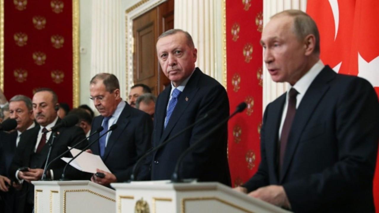Erdoğan ve Putin, Karabağ'ı görüştü: Türkiye de denetim faaliyetinde bulunacak
