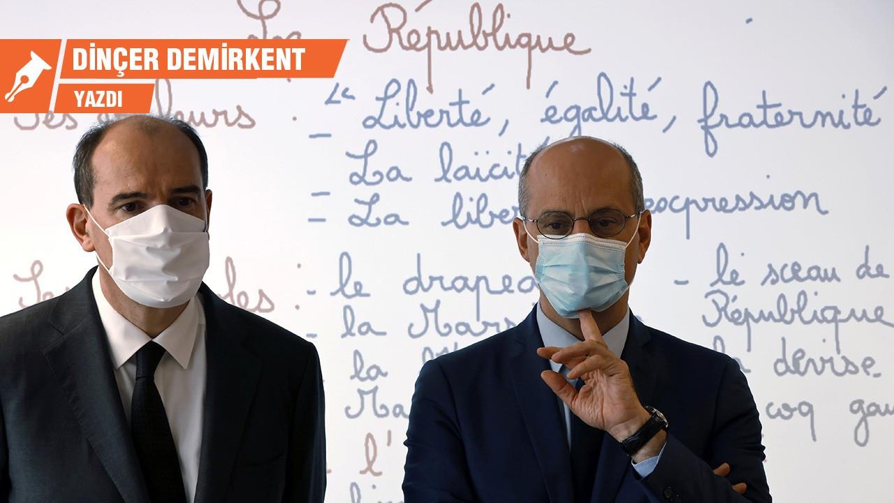 Fransa'da 2 bin 'aydın müsveddesi'