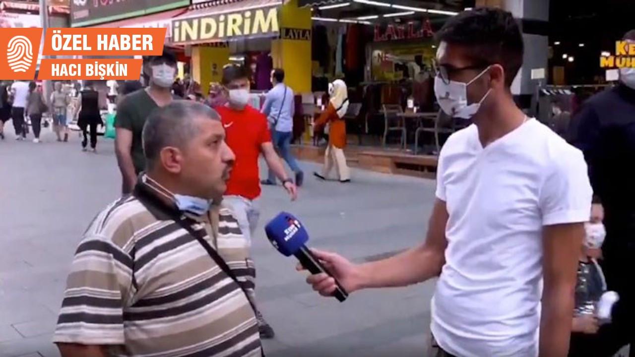 Sokak röportajında iktidarı eleştiren İsmail Demirbaş tutuklandı