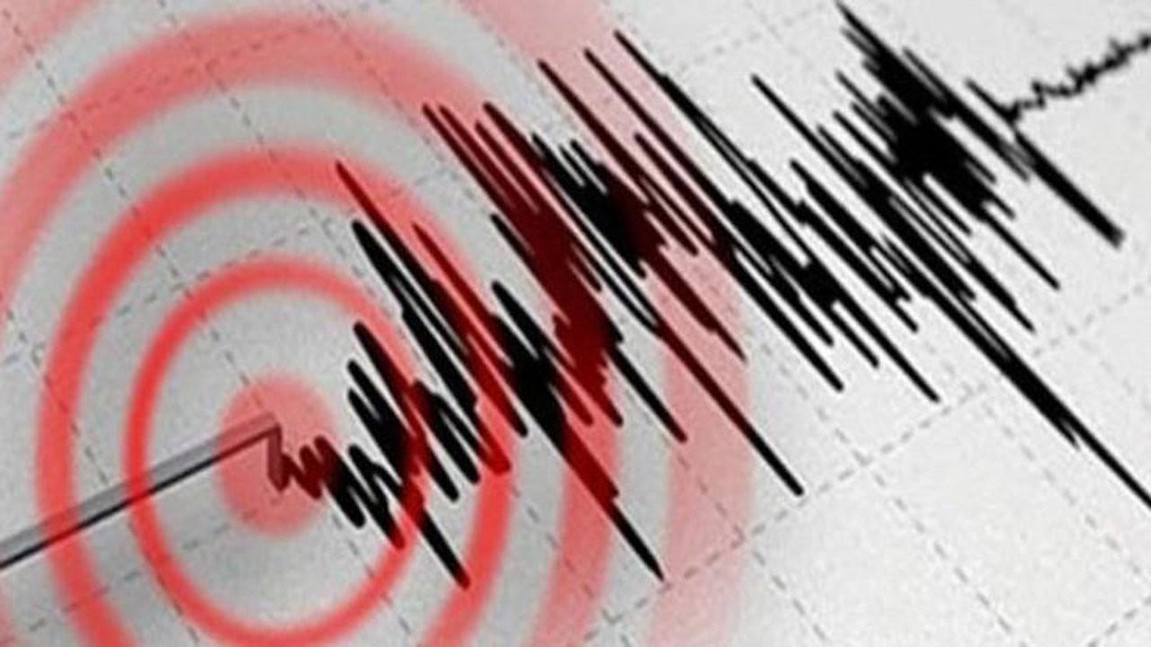 Kuşadası'nda 4,8 büyüklüğünde deprem