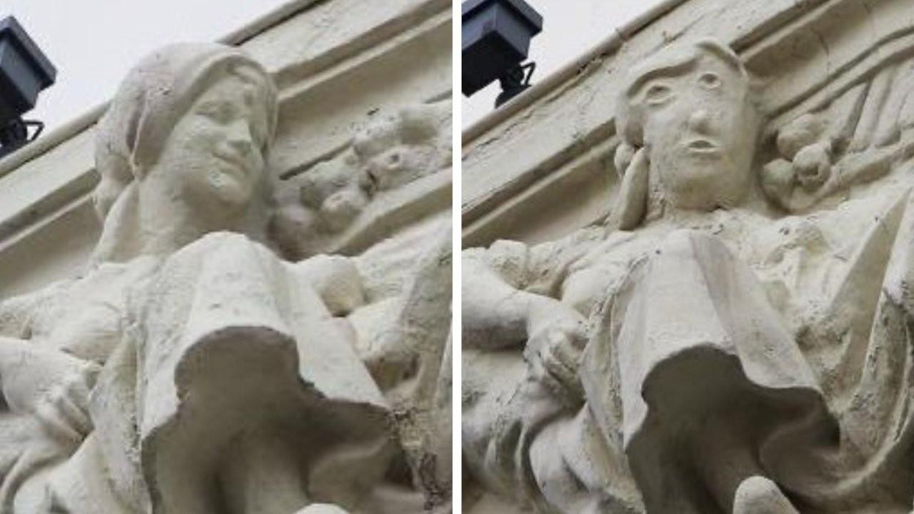 İspanya'da 'Maymun İsa'ya rakip restorasyon skandalı