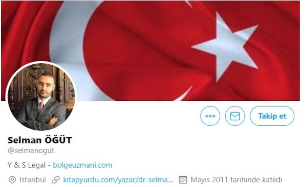 Twitter'da Selman Öğüt tartışması: Tereyağını fazla kaçırmış hocam - Sayfa 1