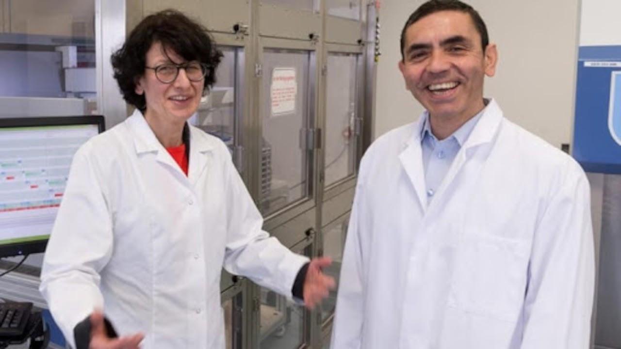 Uğur Şahin ve Özlem Türeci: Dünyaya umut veren iki bilim insanı