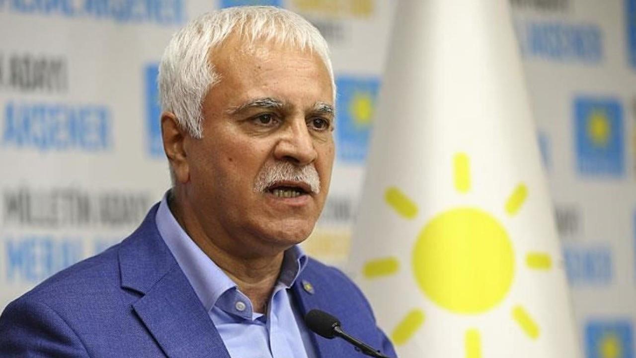 İYİ Partili Koncuk'tan Koray Aydın'ın ihracı için dilekçe