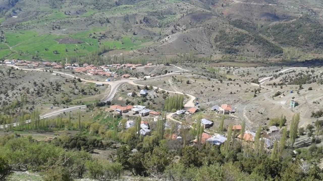 Toplu cenaze namazı sonrası köy karantinaya alındı