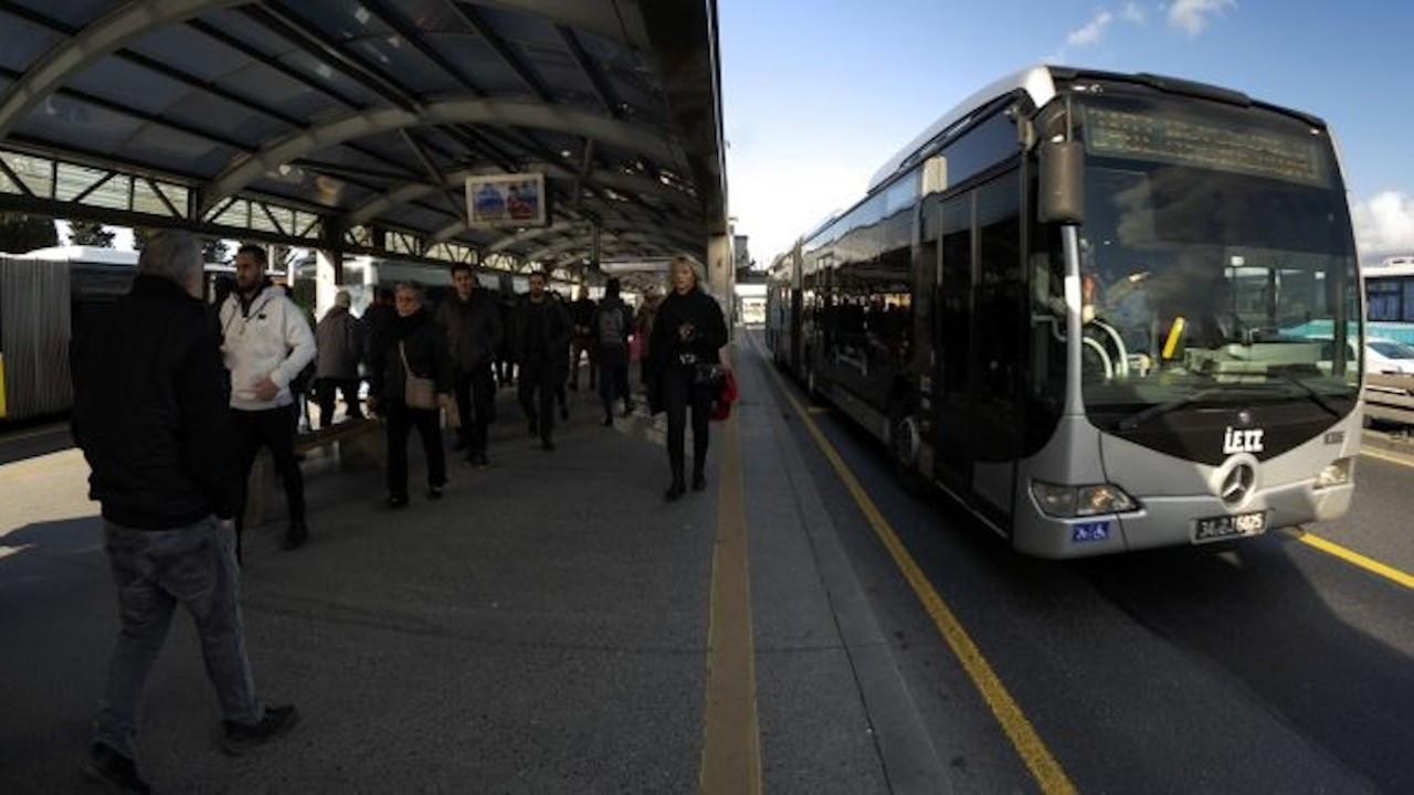 İstanbul'da toplu taşımaya yeni yasak geliyor