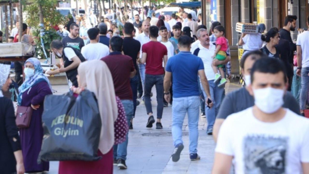 Diyarbakır'da günde 500-600 vaka tespit ediliyor