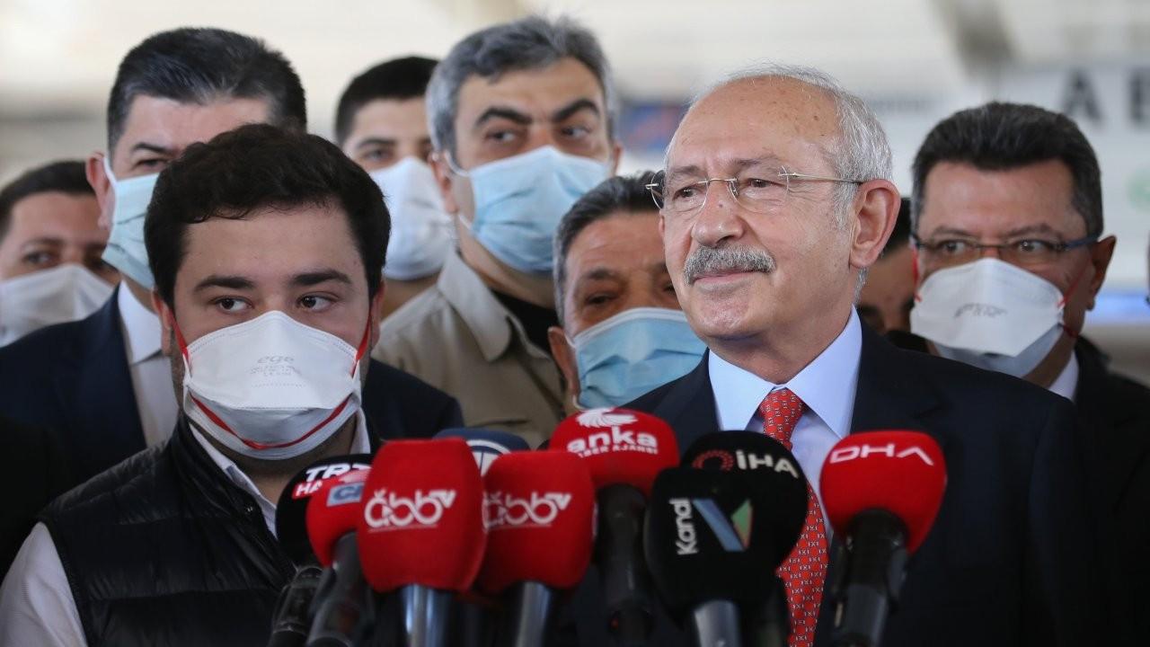 Kılıçdaroğlu: Muhittin Böcek'in morali iyi