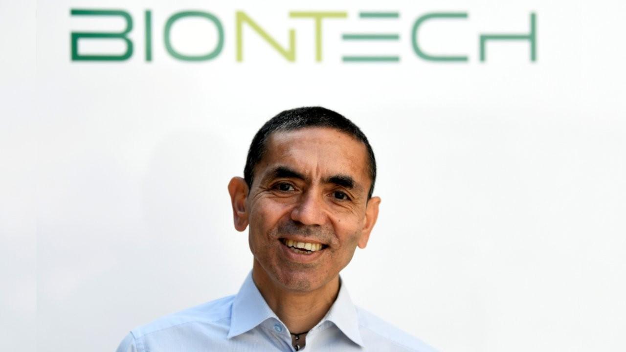 BioNTech CEO'su Şahin: Aşının yeni bir versiyonu geliştirildi