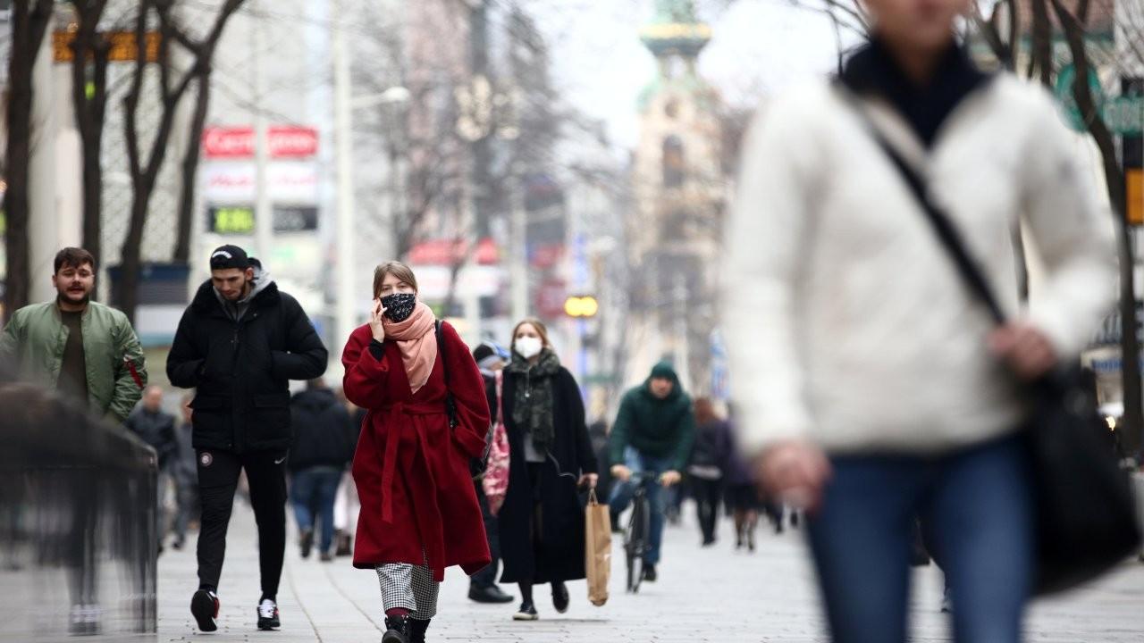 Avusturya'da 3 hafta karantina ilan edecek