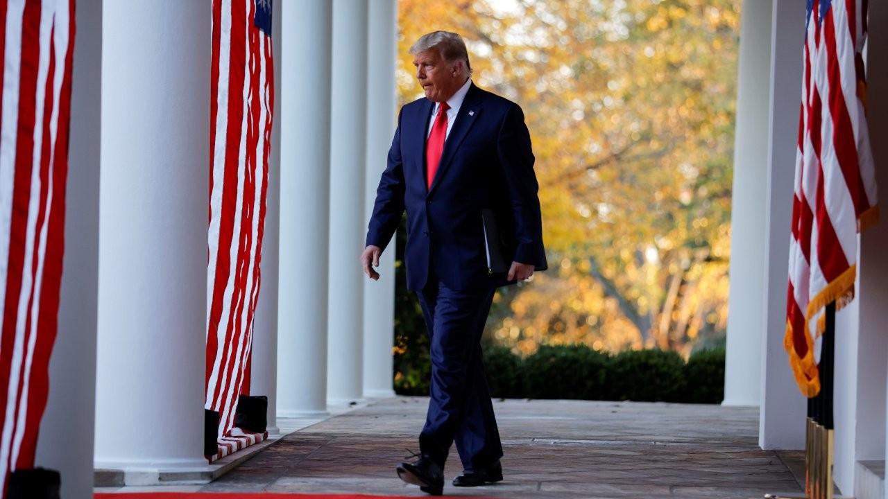 Trump'tan yenilgiyi kabul edebileceğine dair ilk sinyal