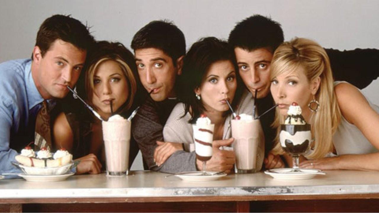 Friends özel bölümü için tarih verdi
