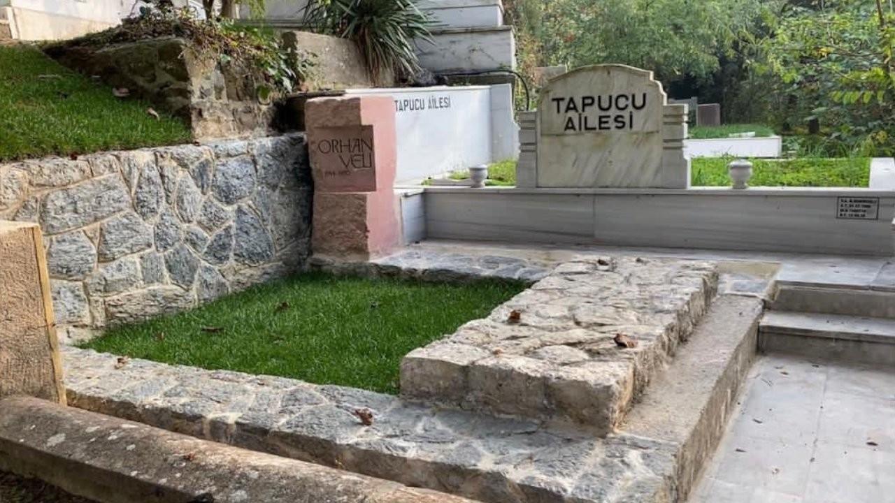 İBB, Orhan Veli'nin mezarını restore etti
