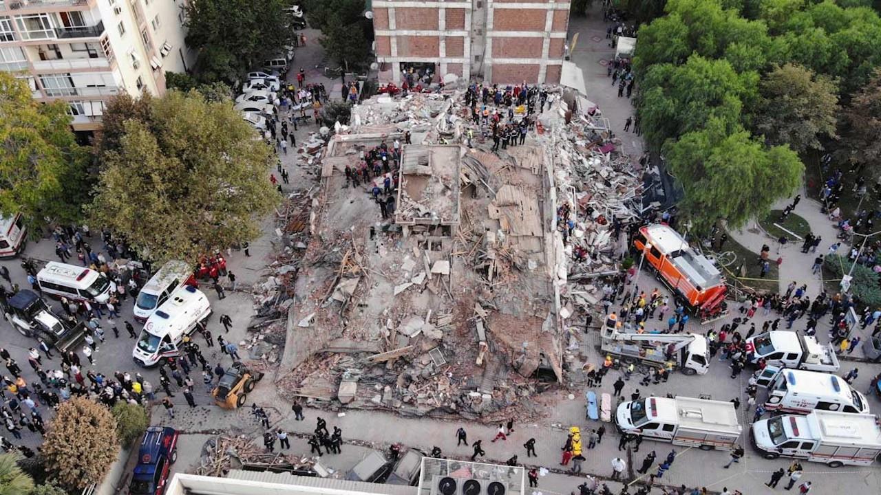 TMMOB'dan İzmir uyarısı: Başka bir felakete zemin hazırlar