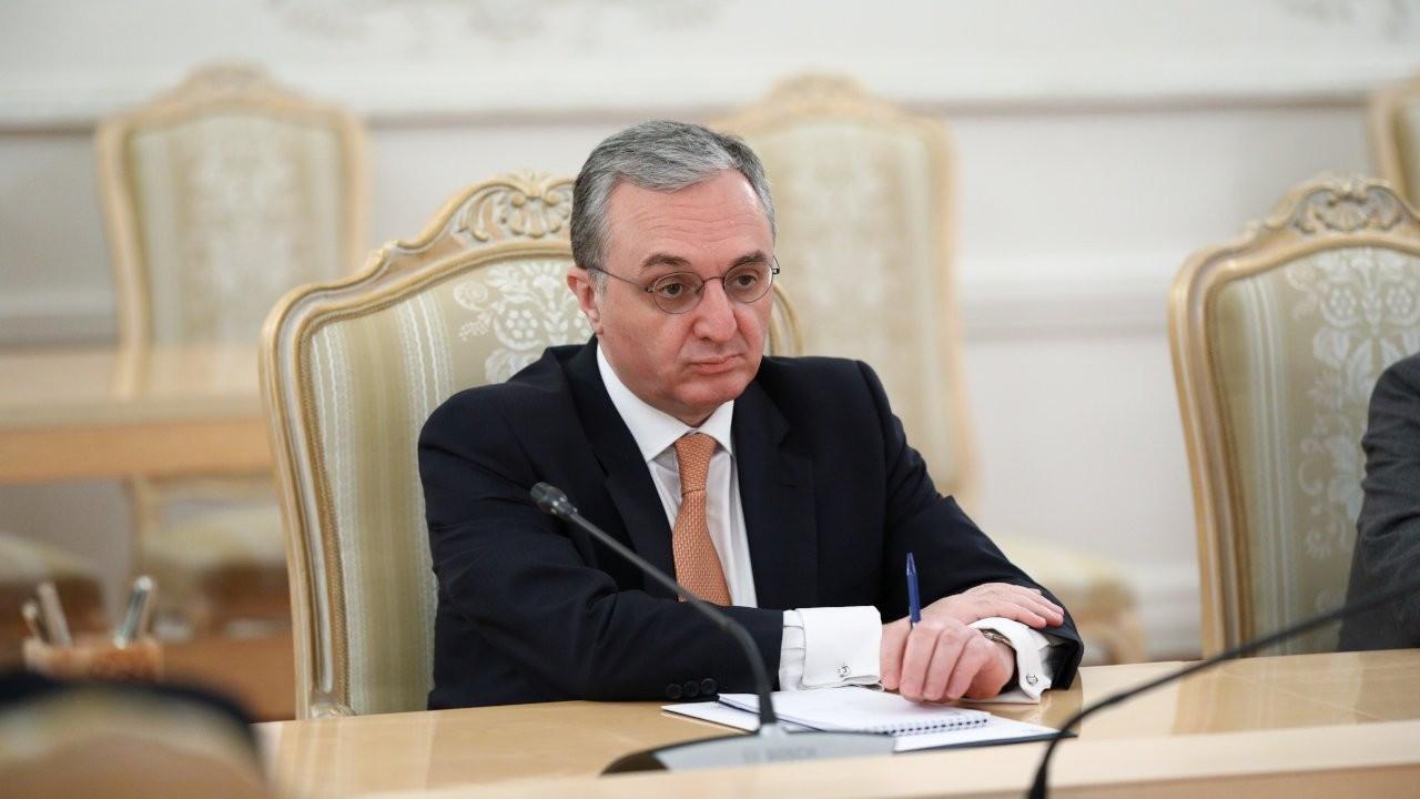 Ermenistan Dışişleri Bakanı Mnatsakanyan istifa etti